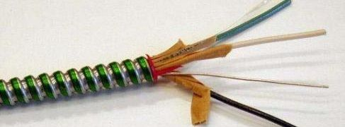 cable tipo AC